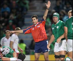 Arbitro Rugby