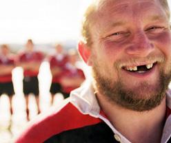 Protezioni per i giocatori di rugby