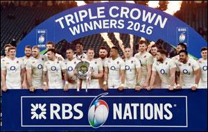inghilterra 2016 vince il 6 nazioni di Rugby