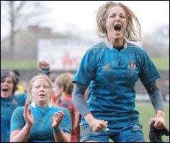 Rugby femminile in Italia