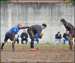Rugby in carcere