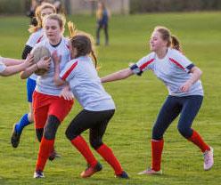 Come insegnare il gioco del Rugby